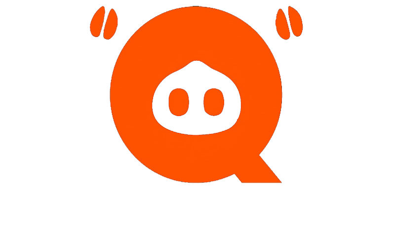Q Southern Outpost Logo @ Caledonia