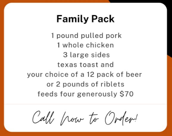 family pack - father's day