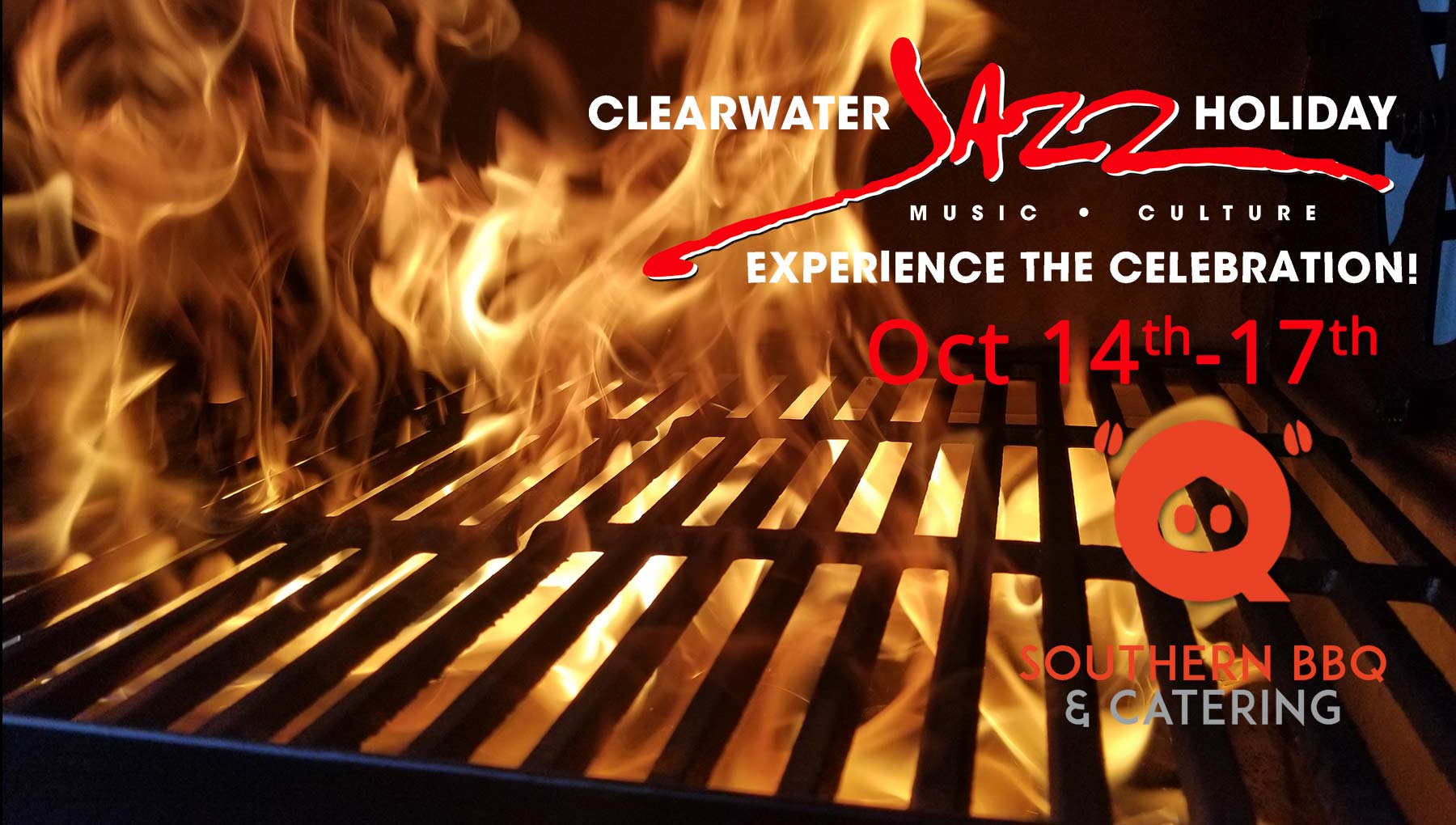 jazz holiday clearwater October 14-17